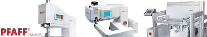 Machines à souder industrielles PFAFF