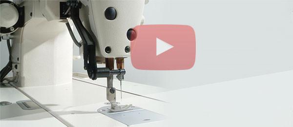 Les vidéos Megret & Fils pour la couture industrielle